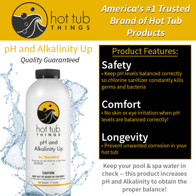pH and Alkalinity Up Instructions