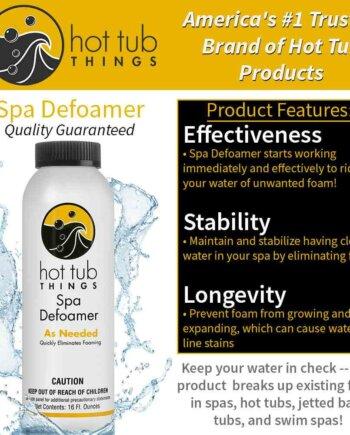 Spa Defoamer Details
