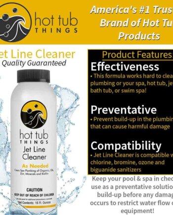 Jet Line Cleaner Details