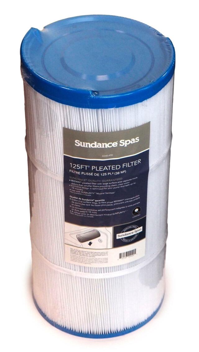 sundance spas filter 6540-490