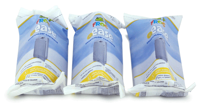 bullfrog @ease refills in pouches