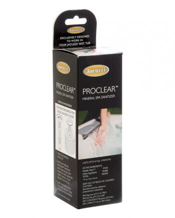 jacuzzi proclear sanitizer