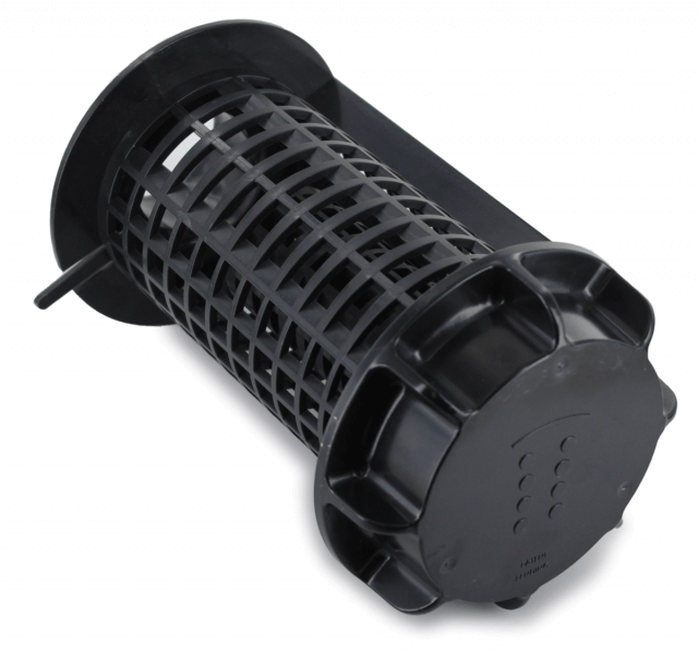 top of filter cartridge adapter