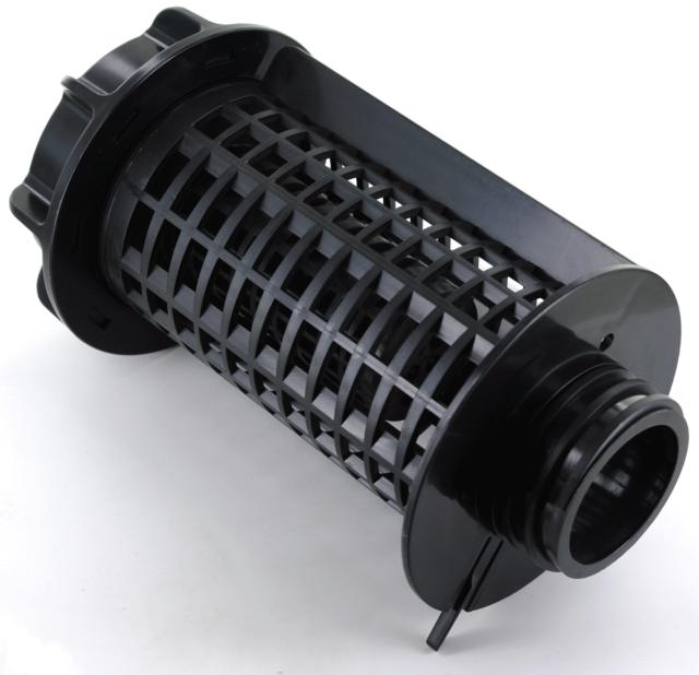 bottom of bullfrog cartridge filter adapter