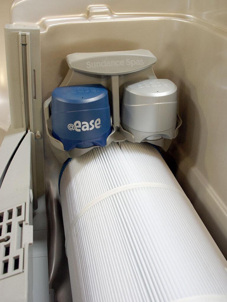 @ease System for Sundance Spas installed
