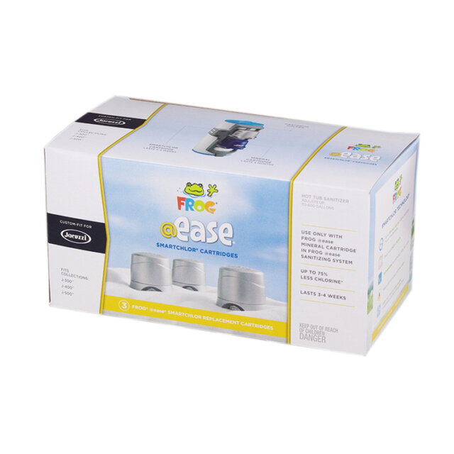 Jacuzzi @ease replacement smartchlor 3 pack